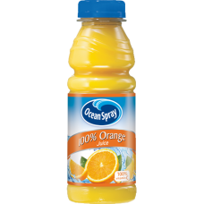 OCEAN SPRAY ORANGE JUICE /12-15.2oz BOTTLES