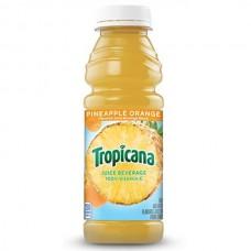 TROPICANA JUICE ORANGE PINEAPPLE/12-15.2oz.