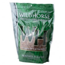 WILD HORSE 16 OUNCE MENTHOL GREEN