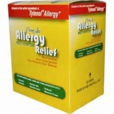 Prime Aid Allergy Relief Multi Symptom 50 packs of 2