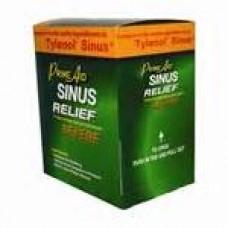 Prime Aid Sinus Relief Severe 50 packs of 2