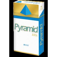 PYRAMID BLUE (LIGHTS) 100 BOX