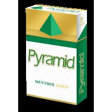 PYRAMID MENTHOL GOLD KING BOX