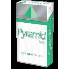 PYRAMID MENTHOL SILVER (MENTHOL LIGHT) 100 B0X