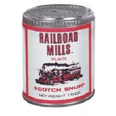 RAILROAD MILLS PLAIN /12 PK
