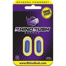 RHINO RUSH ENERGY CAPSULES/ 24-4pk