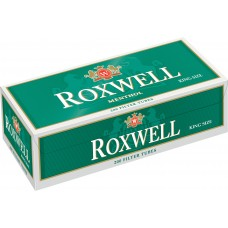 ROXWELL TUBES MENTHOL 100'S/5-200