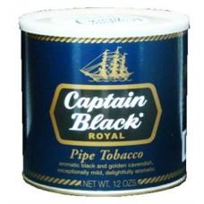 CAPTAIN BLACK ROYAL TIN/ 12oz
