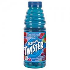 TROPICANA BLUE RASPBERRY RUSH TWISTER/12-20oz.