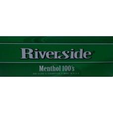 RIVERSIDE MENTHOL 100