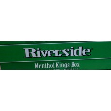RIVERSIDE MENTHOL KING BOX