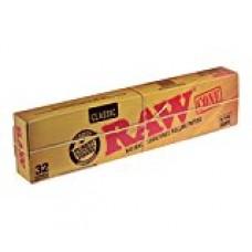 RAW CLASSIC PRE-ROLL CONES 32ct 1.25 / 1