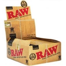 RAW CLASSIC #648 KING SIZE SLIM/50