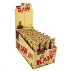 RAW Organic Pre Roll Cone King/32-3pk-96