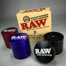 RAW PURPLE 4pc SANTA CRUZ GRINDER / 1
