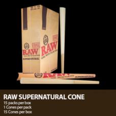 RAW CONE SUPERNATURAL/ 15-1-15