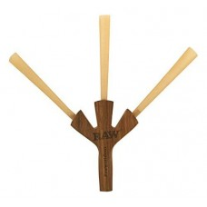 RAW TRIDENT WOODEN CIGARETTE HOLDER Limited Edition