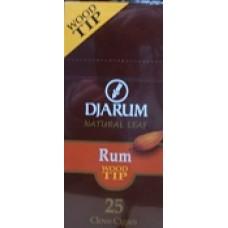 DJARUM WOODTIP RUM / 25