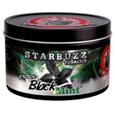 STARBUZZ BOLD BLACK MINT/100g