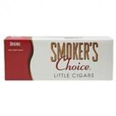 SMOKER'S CHOICE CIGARS RED