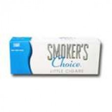 SMOKER'S CHOICE CIGARS BLUE