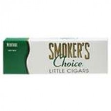 SMOKER'S CHOICE CIGARS GREEN