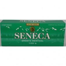 SENECA CIGARETTES SMOOTH MENTHOL 100's