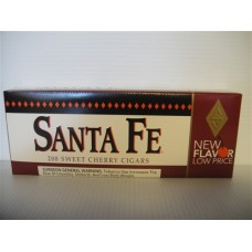 SANTA FE Cherry Cigars