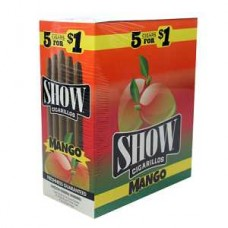 SHOW CIGARILLOS 5 FOR $1 MANGO