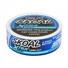 SKOAL MINT X-TRA LONG CUT / 5