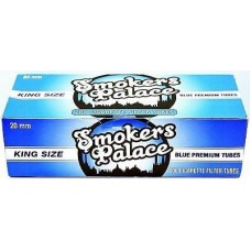 SMOKERS PALACE Tubes/Blue 100