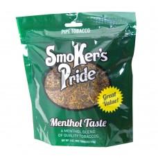 SMOKER'S PRIDE Pipe Tob. Menthol/16oz Bag