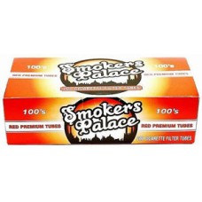 SMOKERS PALACE Tubes/Red 100