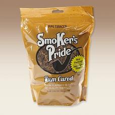 SMOKER'S PRIDE RUM CAVENDISH 12oz  BAG (12) #45028