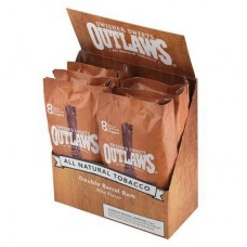 SS Outlaws Double Barrel Rum/ 10-3PK