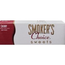 SMOKER'S CHOICE CHERRY 100'S