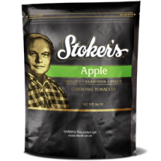 STOKER'S APPLE/6-16oz