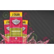 SS CIGARILLOS SWERVE/30-2for99c **LIMITED EDITION**