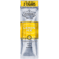 SS CIGARILLOS LEMON ICE/30-2for99c