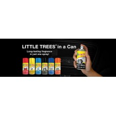 TREE IN A CAN BLACK ICE 2.5oz.(70gm) /12