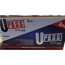U-PASS FETISH URINE/6-3oz.
