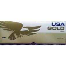 USA GOLD GOLD (LIGHTS) 100'S SOFT