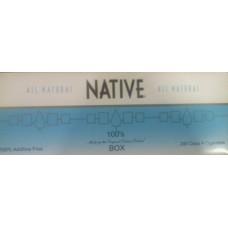NATIVE ULTRA BLUE 100'S BOX