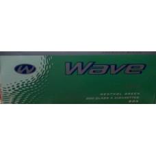 WAVE GREEN MENTHOL (MEN LIGHTS) 100s BOX