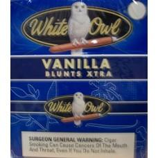 WOWL VANILLA BLUNT XTRA /30