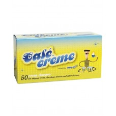 CAFE CREME CREAM CHARGERS / 50ct Box