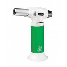 WHIP-IT! Ion Lite Torch Green Rubberized