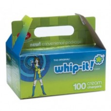 WHIP-IT! CREAM CHARGERS/ 100ct Box