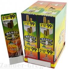 WHITE OWL MANGO Cigarillos 2pk/30-99c (12)