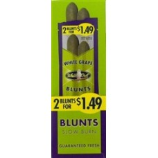 White Owl Blunt W.Grape $1.49/20-2pk..